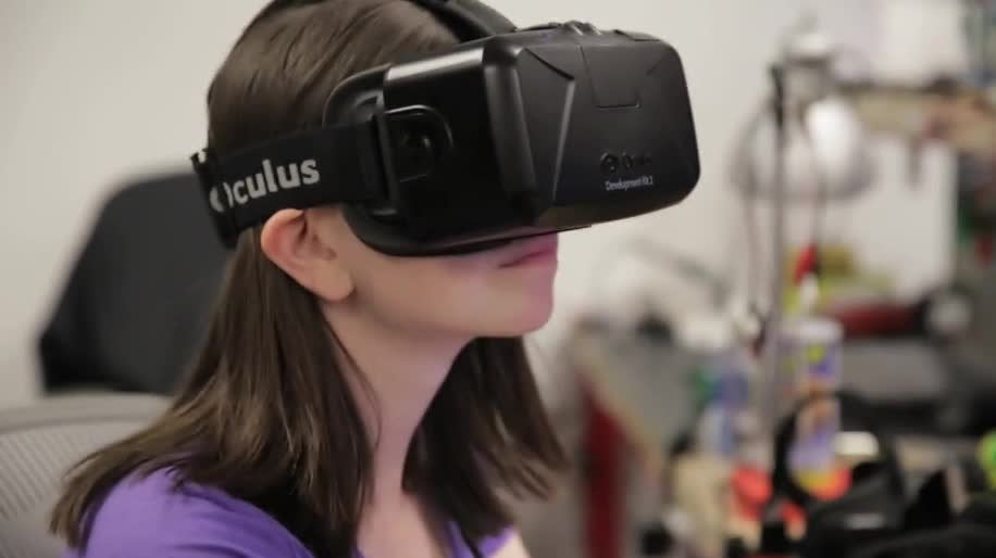 Virtual Reality, Oculus Rift, Oculus VR, GDC, Game Developers Conference, Videobrille, GDC 2014, Development Kit