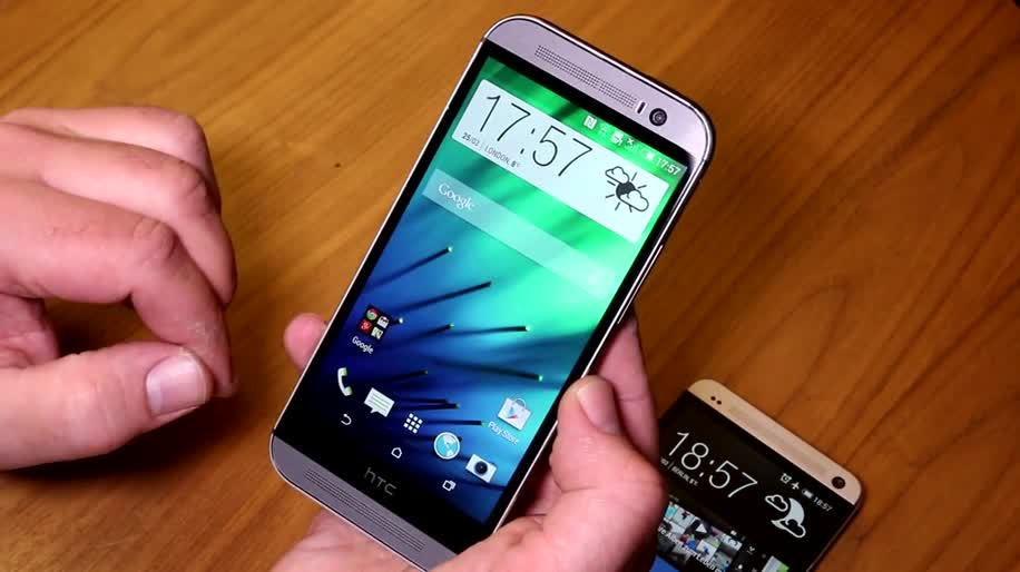 Smartphone, Android, Htc, Hands-On, Hands on, HTC One, HTC One M8, Ultrapixel, HTC M8, HTC One (M8), HTC Sense 6.0