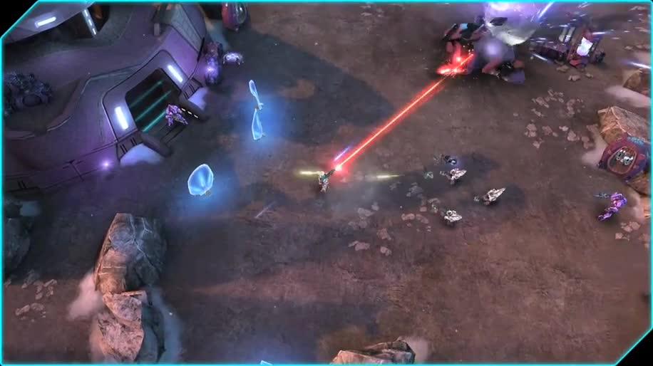 Microsoft, Trailer, actionspiel, Steam, Halo, Spartan Assault, Halo: Spartan Assault