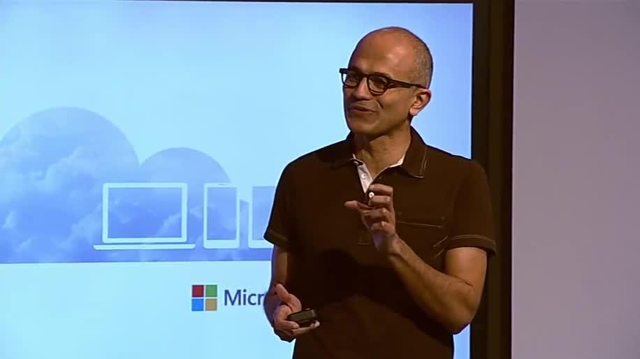 Microsoft, Apple, Ipad, Office, Cloud, Office 365, Apple Ipad, Cloudsynchronisation, Satya Nadella