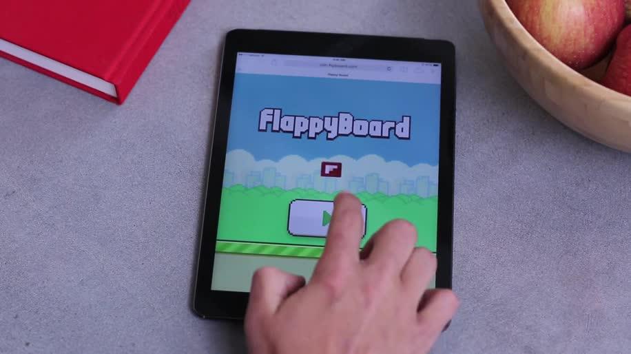 App, Nachrichten, Aprilscherz, 1. April, Flipboard, Flappy Board