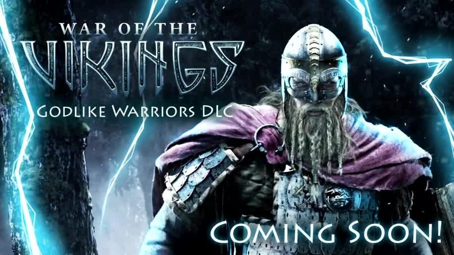 Trailer, Dlc, Paradox Interactive, Aprilscherz, 1. April, War of the Vikings, Godlike Warrior Content