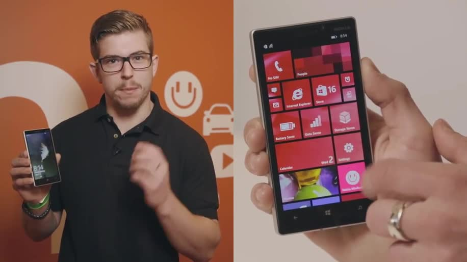 Microsoft, Smartphone, Windows Phone, Nokia, Windows Phone 8, Lumia, Hands-On, Windows Phone 8.1, Build, Nokia Lumia, WP8, Build 2014, Nokia Lumia 930, Lumia 930