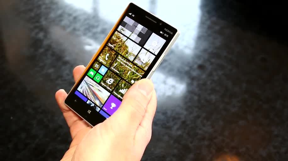 Smartphone, Windows Phone, Nokia, Lumia, Hands-On, Quadcore, Windows Phone 8.1, Hands on, Qualcomm Snapdragon 800, Nokia Lumia 930, Lumia 930