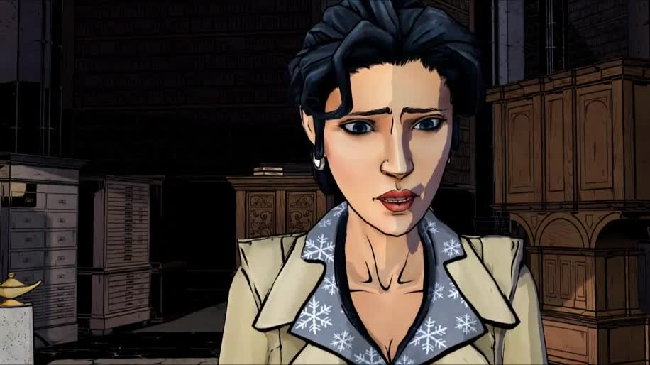 Trailer, Adventure, Telltale, The Wolf Among Us, A Crooked Mile