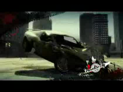 Electronic Arts, Burnout Paradise