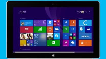 Microsoft, Betriebssystem, Windows, Windows 8, Apps, Windows 8.1, Windows 8.1 Update 1, Taskleiste, Kacheln, Startbildschirm, Taskbar