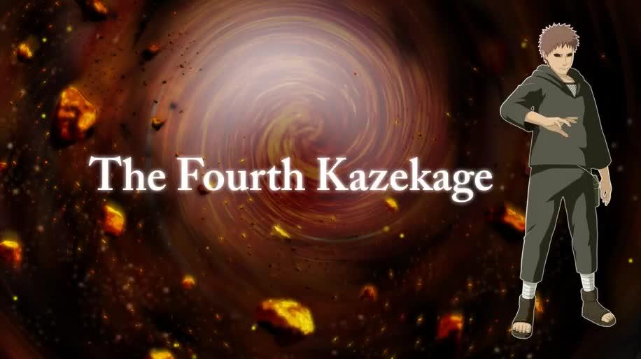 Trailer, Namco Bandai, Prügelspiel, Naruto Shippuden, Naruto, Naruto Shippuden: Ultimate Ninja Storm Revolution, Kazekage, Fourth Kazekage