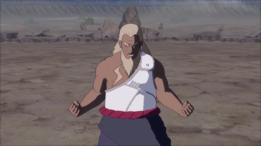 Trailer, Namco Bandai, Prügelspiel, Naruto Shippuden, Naruto, Naruto Shippuden: Ultimate Ninja Storm Revolution, Raikage, Third Raikage