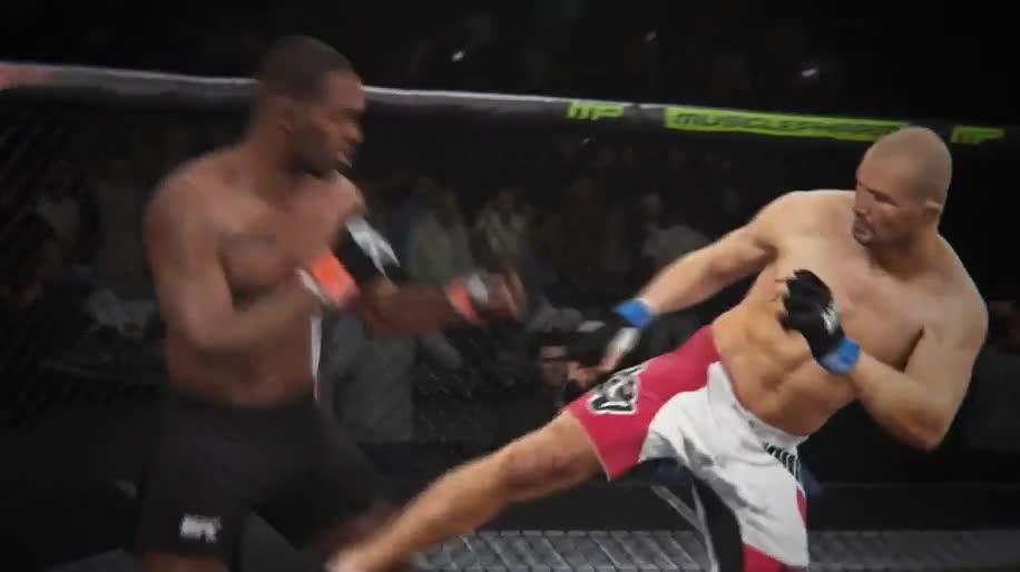 Trailer, Electronic Arts, Ea, EA Sports, Prügelspiel, UFC, EA Sports UFC