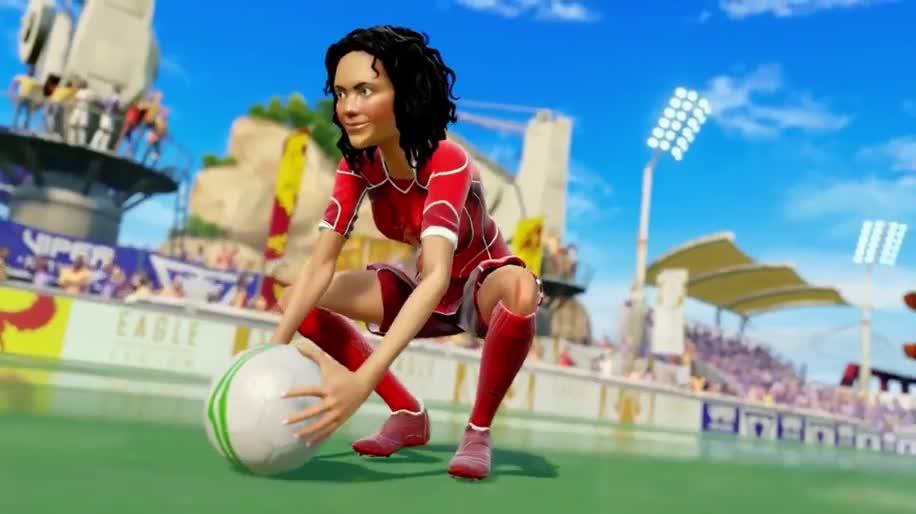 Microsoft, Trailer, Xbox One, Kinect, Microsoft Xbox One, Bewegungssteuerung, Sportspiel, Kinect Sports Rivals