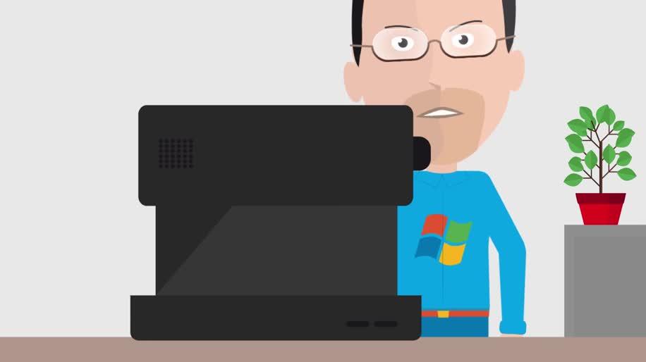 Microsoft, Betriebssystem, Windows, Windows 8, Windows Xp, Kompatibilität, Support-Ende Windows XP, Support-Ende, Migration, Mr. Expire, Die Abenteuer des Mr. Expire