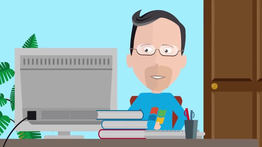 Microsoft, Betriebssystem, Windows, Windows 8, Windows Xp, OneDrive, Microsoft OneDrive, Support-Ende Windows XP, Support-Ende, Mr. Expire, Die Abenteuer des Mr. Expire