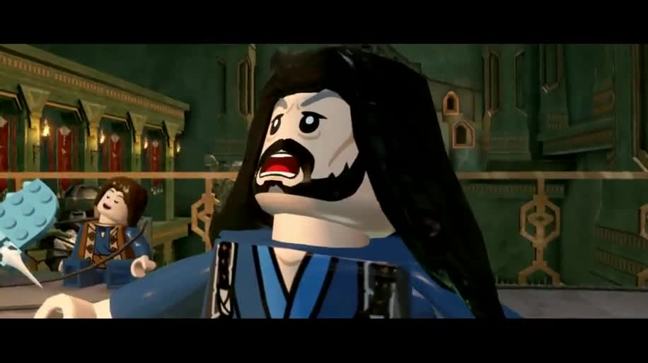 Trailer, Warner Bros., Lego, Der Hobbit, Lego: Der Hobbit
