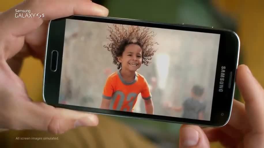 Smartphone, Android, Samsung, Werbespot, Lte, Samsung Galaxy, Galaxy, Kamera, Wlan, Samsung Mobile, Samsung Galaxy S5, Galaxy S5, Autofokus, S5 Kamera, Download Booster