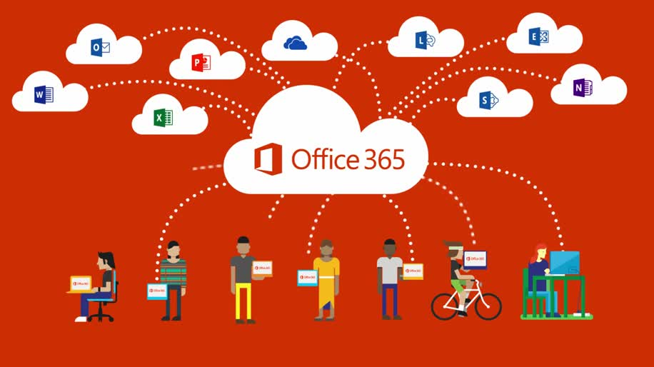 Microsoft, Office, Cloud, Skype, Office 365, Cloudsynchronisation, Cloud-Speicher, OneDrive, Videotelefonie, cloudspeicher, Skype Videotelefonie, Microsoft OneDrive, Office 365 Business