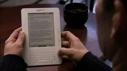 Amazon, Kindle 2, elektronisches Buch