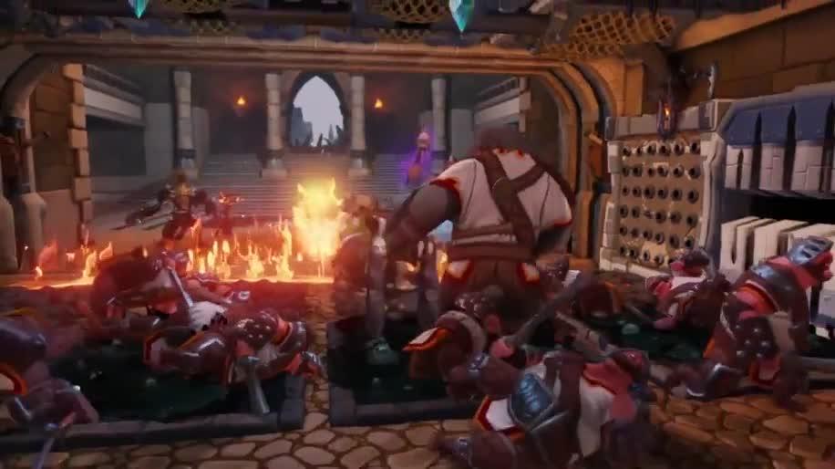 Trailer, Teaser, Orcs Must Die, Gameforge, Robot Entertainment, Tower Defense, Orcs Must Die! Unchained