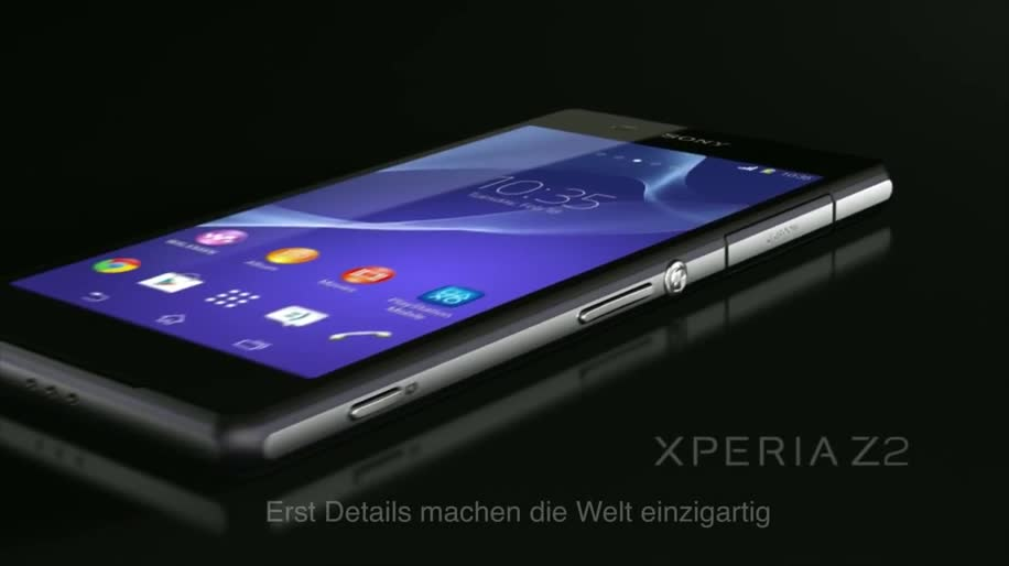 Smartphone, Android, Sony, Xperia, Android 4.4, wasserdicht, Xperia Z2, Sony Xperia Z2