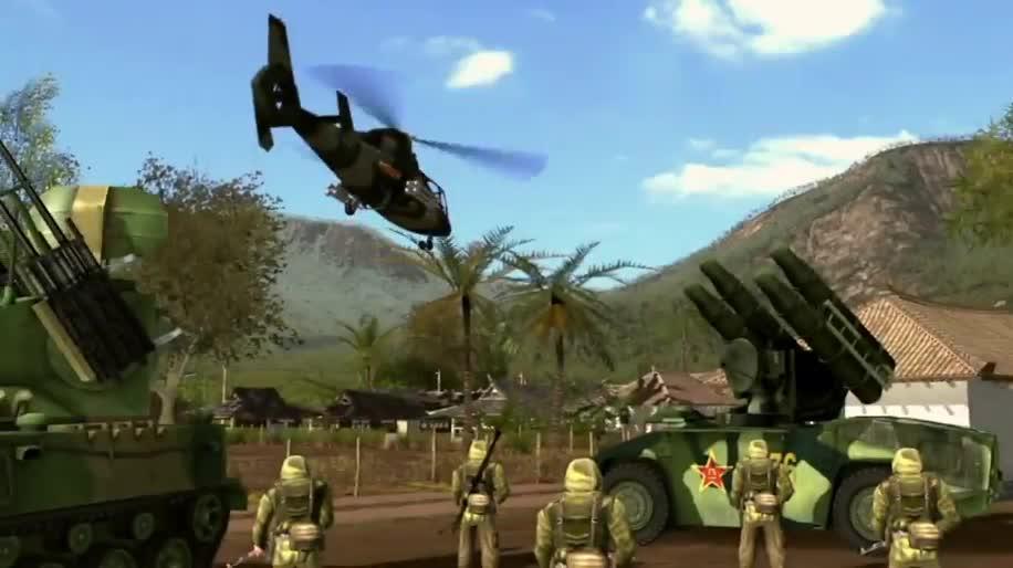 Trailer, Strategiespiel, Focus Interactive, Wargame, Wargame Red Dragon, Red Dragon