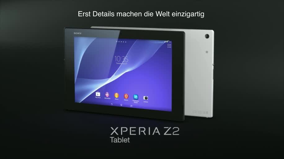 Android, Tablet, Sony, Xperia, Xperia Tablet Z, Xperia Z2 Tablet, Sony Xperia Z2 Tablet