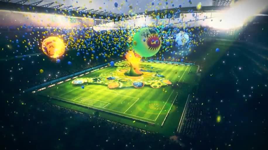 Trailer, Electronic Arts, Ea, Fußball, EA Sports, Fifa, Brasilien, Weltmeisterschaft, Fußball Weltmeisterschaft, EA Sports FIFA Fußball-Weltmeisterschaft 2014, We are One, Pitbull, Jenifer Lopez