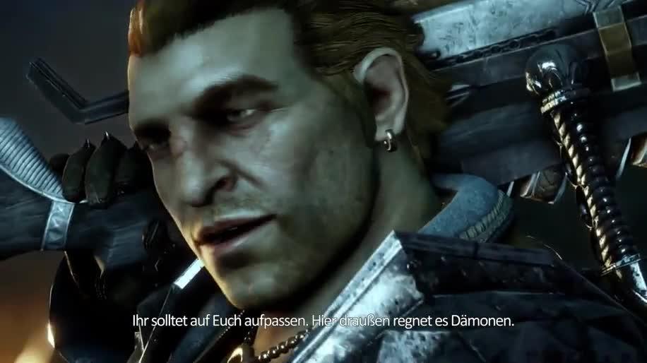 Trailer, Electronic Arts, Ea, Rollenspiel, BioWare, Dragon Age Inquisition, Dragon Age 3: Inquisition, Dragon Age 3, Dragon Age