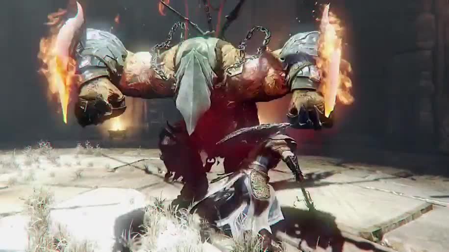 Trailer, Rollenspiel, Namco Bandai, City Interactive, Lords of the Fallen, CI Games