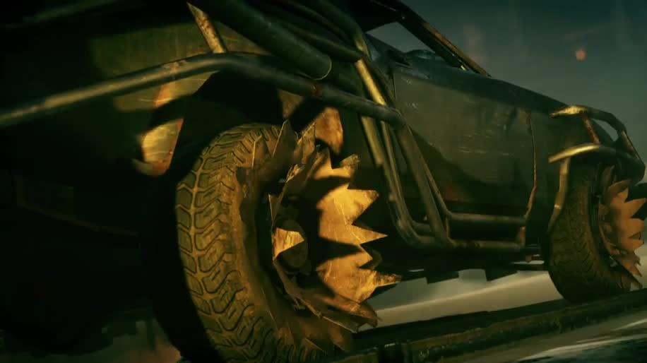 Trailer, actionspiel, Warner Bros., Mad Max, Avalanche Studios