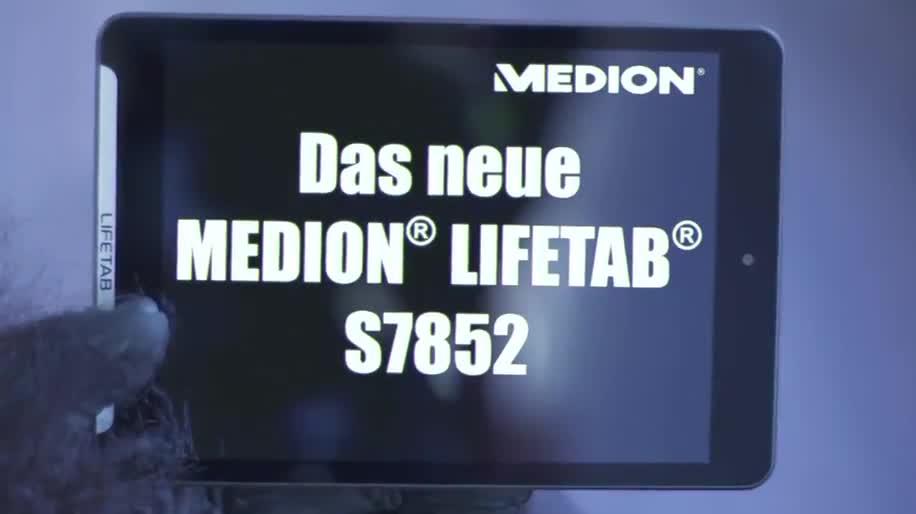 Tablet, Quadcore, Medion, Aldi, Medion Lifetab S7852, S7852