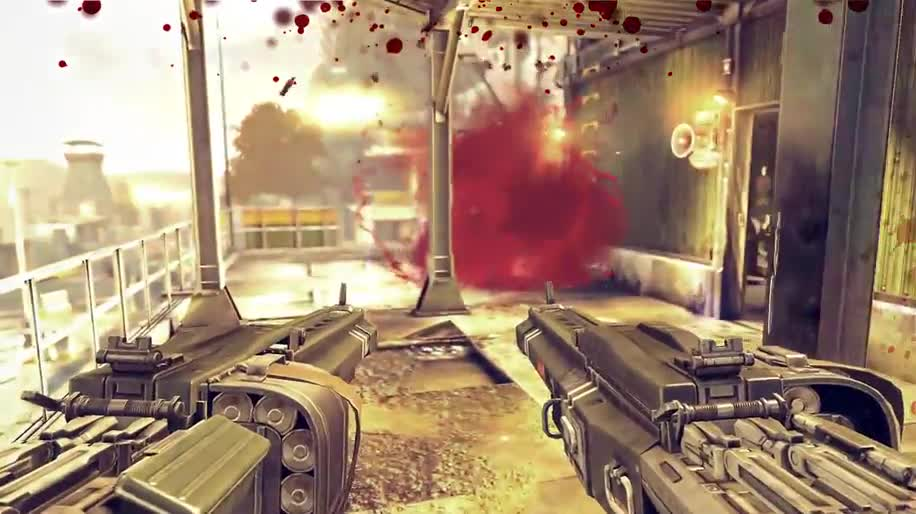 Trailer, Ego-Shooter, Gameplay, Bethesda, Wolfenstein, Wolfenstein: The New Order