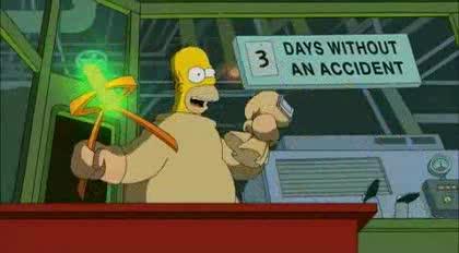 HDTV, Simpsons, Vorspann, HD-Folge
