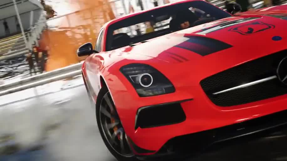Trailer, Sony, PlayStation 4, Playstation, PS4, Sony PlayStation 4, Rennspiel, Sony PS4, Driveclub