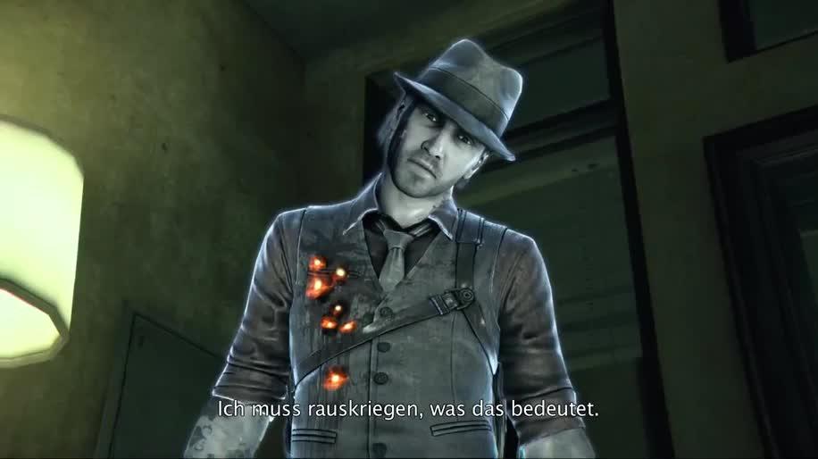 Trailer, Square Enix, Adventure, Murdered: Soul Suspect, Murdered, Soul Suspect