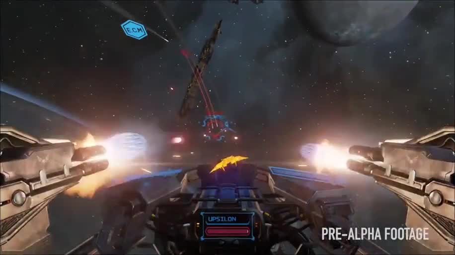 Gameplay, CCP Games, Eve: Valkyrie, Fanfest, Fanfest 2014