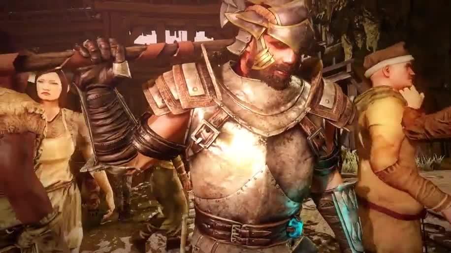 Trailer, Rollenspiel, Focus Interactive, Bound by Flame