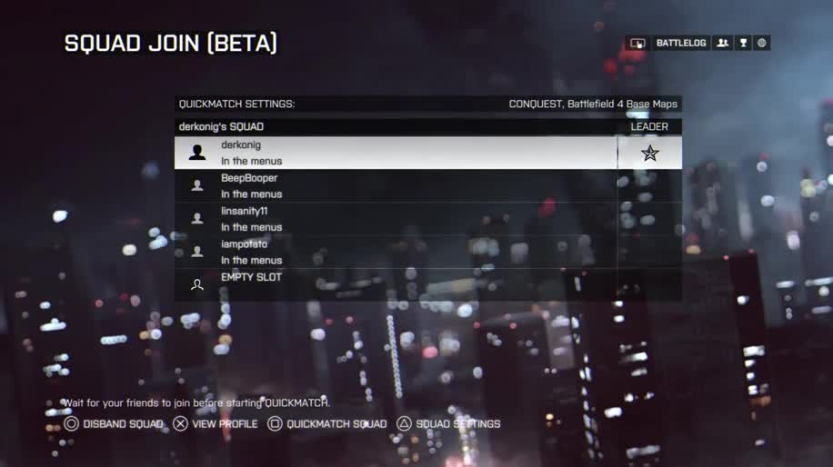 Electronic Arts, Ego-Shooter, Ea, Battlefield, Dice, Battlefield 4, Tutorial, Squad Join