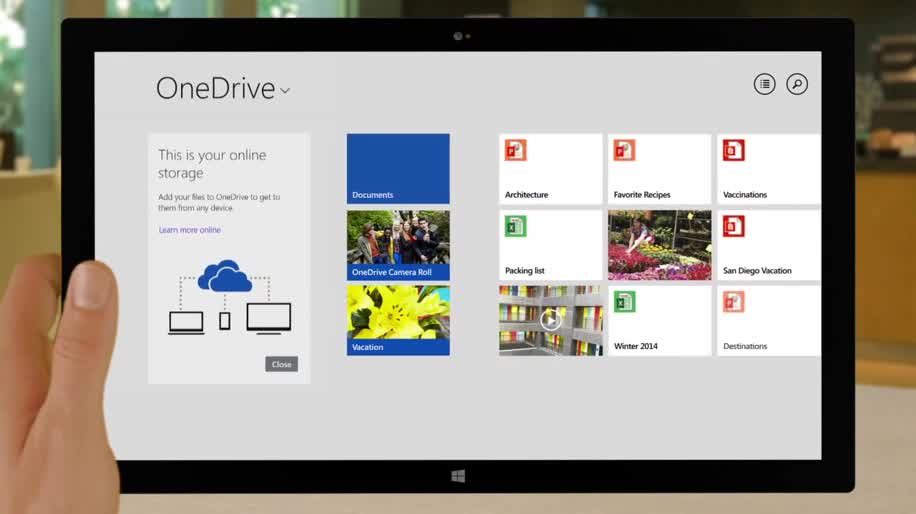 Microsoft, Windows, Windows 8, Windows 8.1, Cloud, Cloud Drive, Cloud-Speicher, OneDrive, cloudspeicher, Microsoft OneDrive