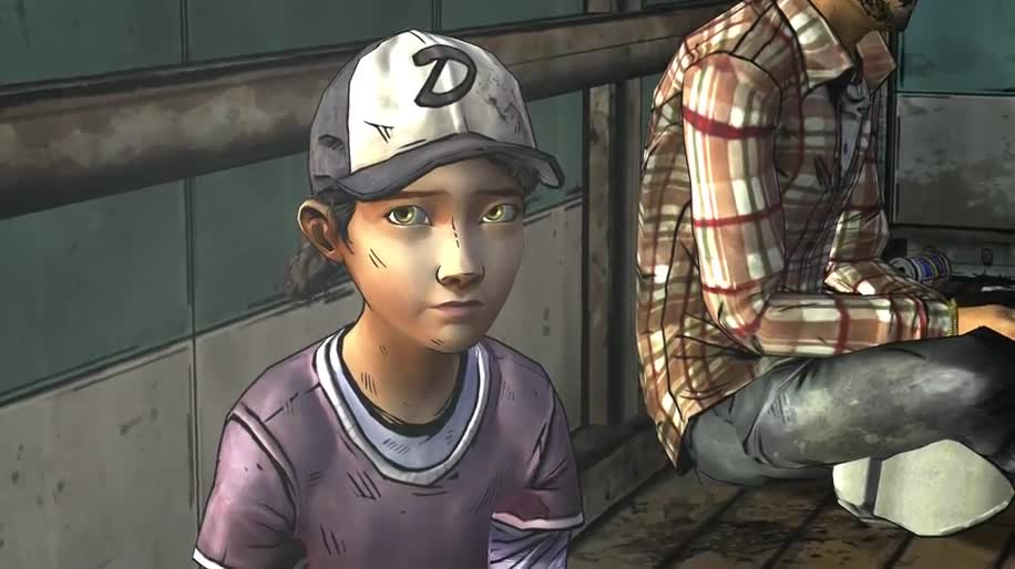 Trailer, Adventure, Zombies, The Walking Dead, Telltale, The Walking Dead - Season 2, In Harm's Way