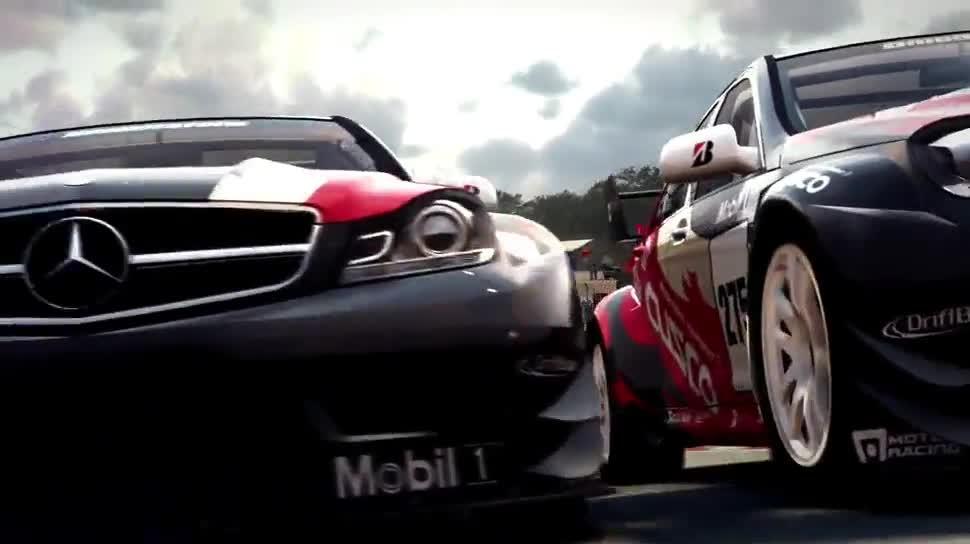 Trailer, Rennspiel, Codemasters, Grid, Grid Autosport, Tourenwagenrennen