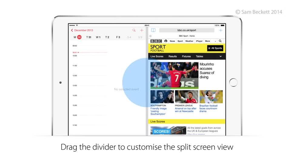 Microsoft, Windows, Tablet, iOS, Ipad, Microsoft Surface, Windows RT, Splitscreen
