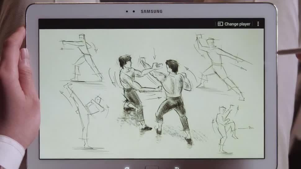 Tablet, Samsung, Samsung Galaxy, Galaxy, Remote, Galaxy NotePro, Samsung Galaxy NotePro, NotePro, Samsung Galaxy NotePRO 12.2, Remote PC