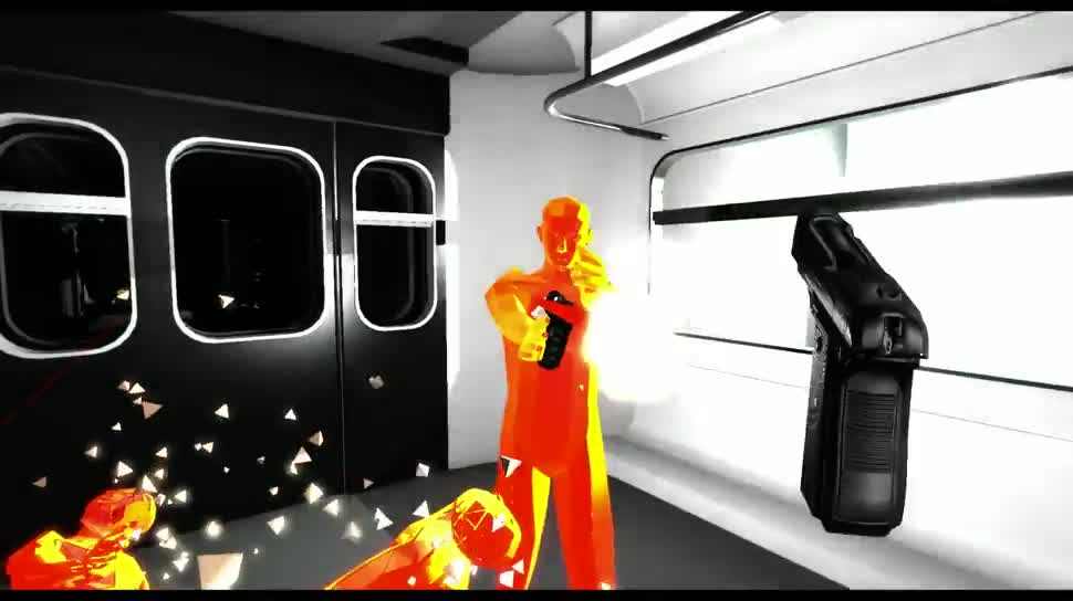 Trailer, Shooter, Kickstarter, Crowdfunding, Browser-Spiel, Rätsel, Browser-Game, Superhot, Superhot Team