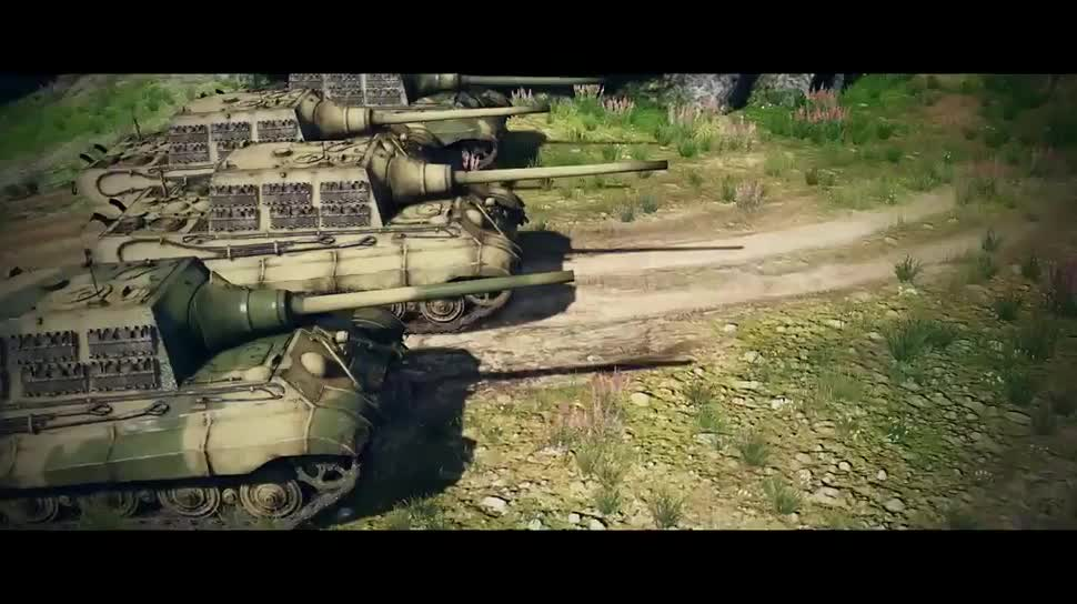 Trailer, Online-Spiele, Free-to-Play, Mmo, Simulation, flugsimulation, War Thunder, Gaijin Entertainment, Ground Forces