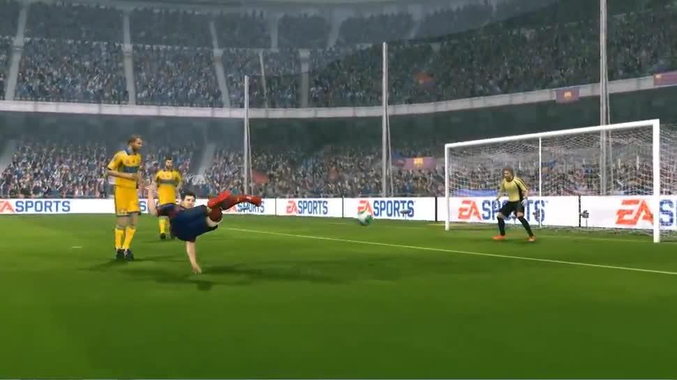 Trailer, Electronic Arts, Ea, Online-Spiele, Free-to-Play, Fußball, EA Sports, Fifa, Sportspiel, FIFA World