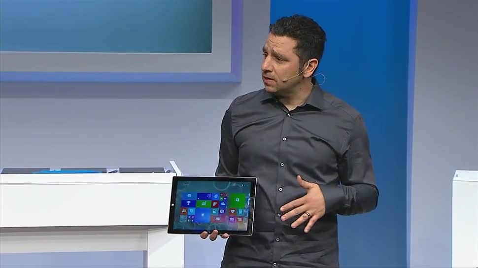 Microsoft, Tablet, Surface, Microsoft Surface, Satya Nadella, Surface Pro 3, Microsoft Surface Pro 3, Panos Panay