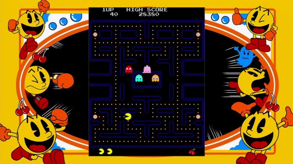 Gameplay, Namco Bandai, Arcade, Pac-Man