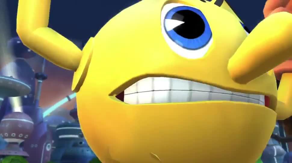 Trailer, Namco Bandai, Jump & Run, Pac-Man, Pac-Man and the Ghostly Adventures 2, Pac-Man and the Ghostly Adventures