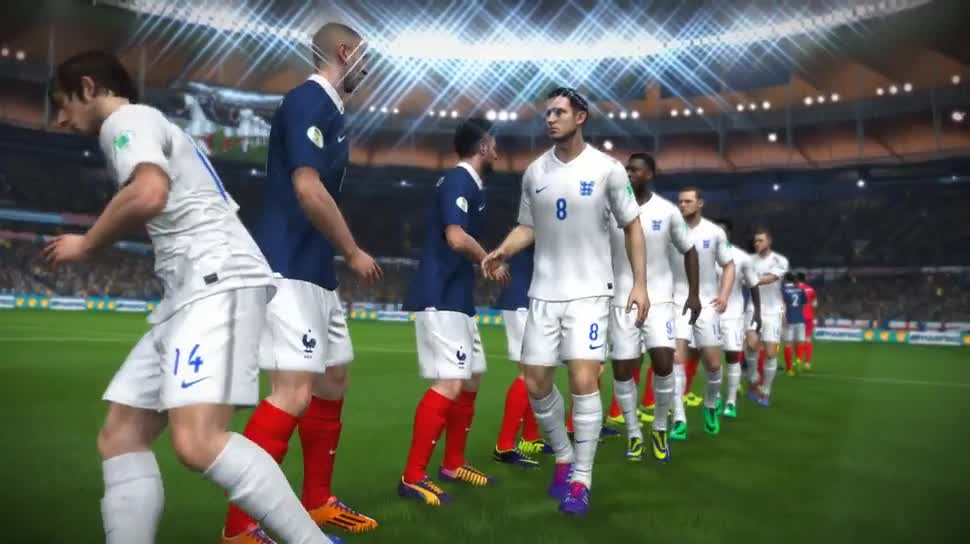 Trailer, Electronic Arts, Ea, Fußball, EA Sports, Fifa, FIFA 14, Fußball Weltmeisterschaft, Fußball Wm