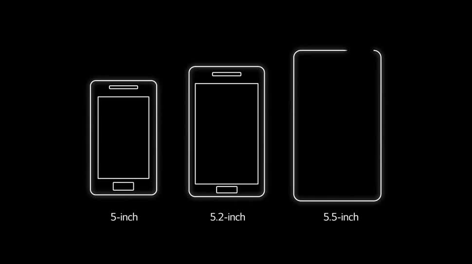 Werbespot, LG, Display, LG G3, G3